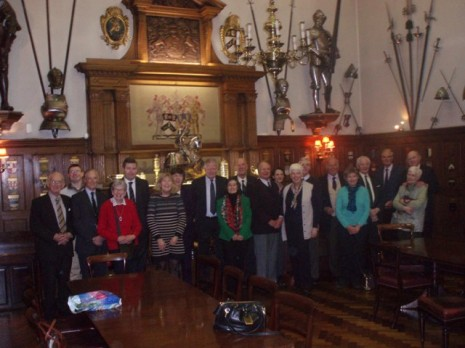 Historical Group visit to Armourers Hall & the Museum of London