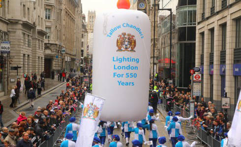 Lord Mayor's Show, 2012